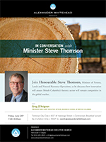 in_conversation_with_minister_thomson_invitation